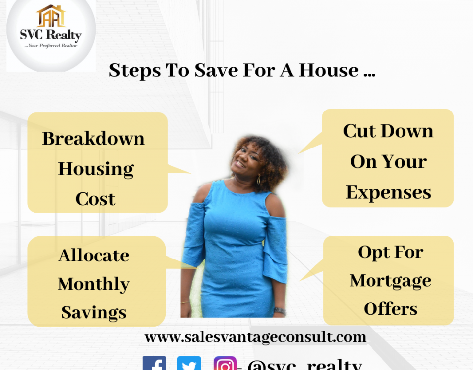 5 Steps to Save For a House